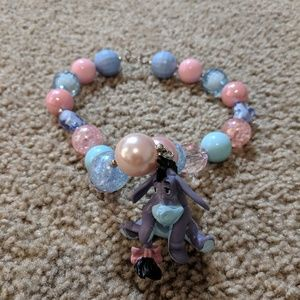Jewelry - Winnie the Pooh Eeyore Chunky Necklace